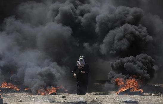 Gaza: media, 8 i manifestanti uccisi lungo il confine