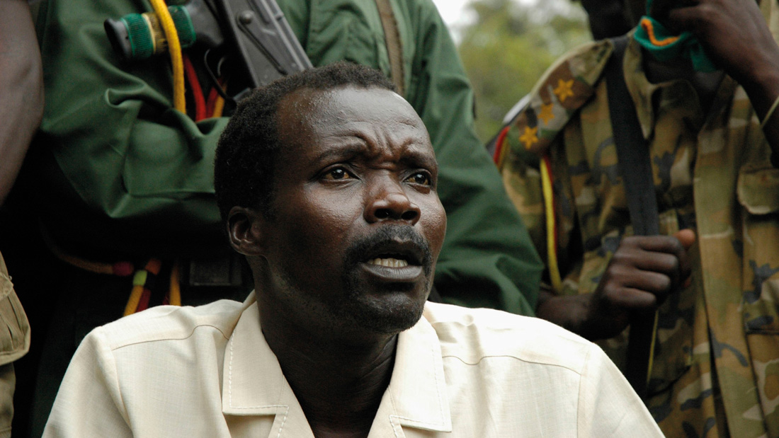 La guerra de Joseph Kony