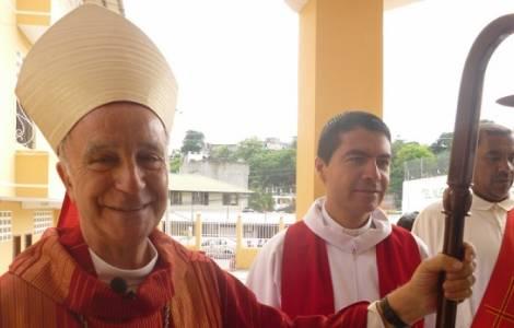 """""""La violenza è il frutto dell'albero dell'ingiustizia"""": allarme del Vescovo comboniano di Esmeraldas"""
