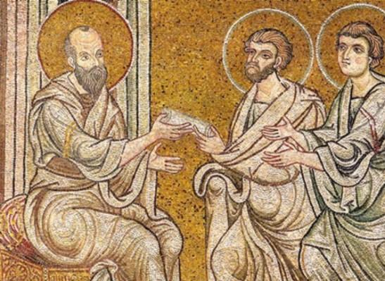 Paolo, Timoteo e Tito1