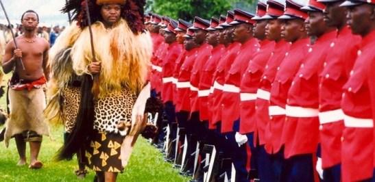 swaziland-king