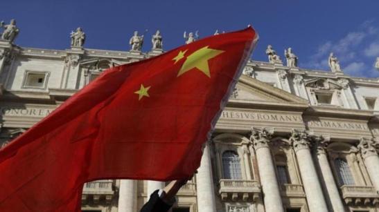 cina bandiera vaticano