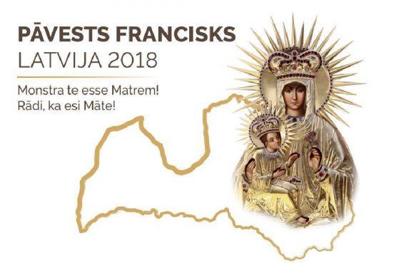 Francesco nei Paesi Baltici (2) Lettonia
