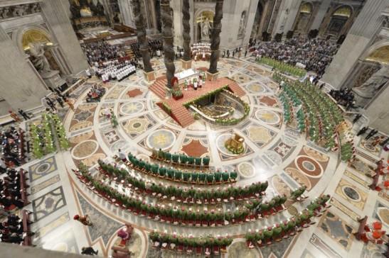 Conclusione Sinodo