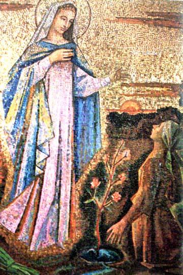 Madonna Caravaggio