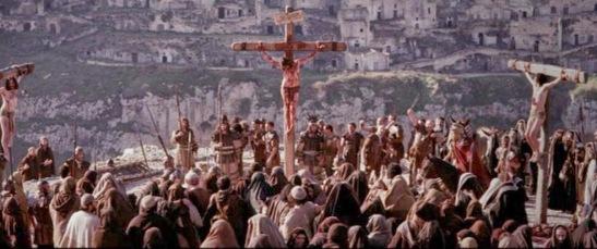 La pasión de Cristo - cruz