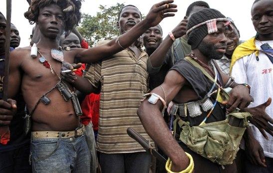 RCA, milizie anti-Balaka