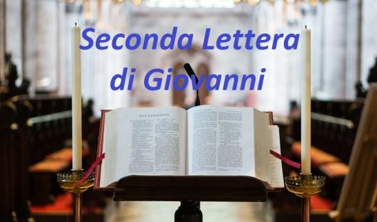 Seconda Lettera di Giovanni