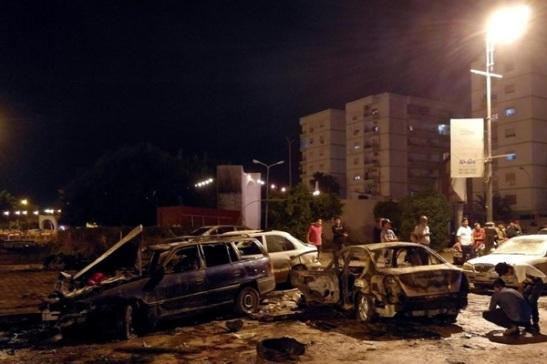 1 - Attentato Bengasi - Gennaio 18 - Reuters