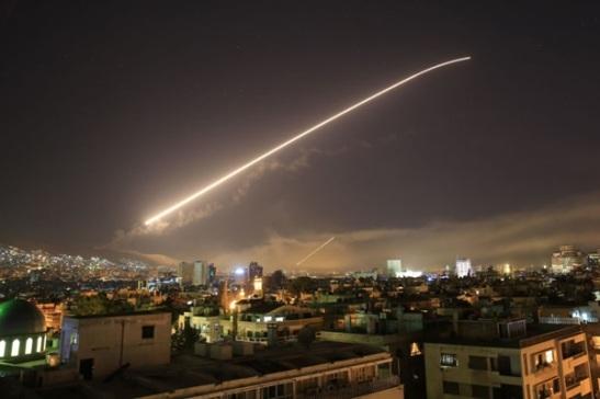 4 - Missili Siria