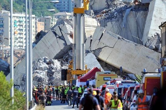8 - Crollo Ponte Morandi