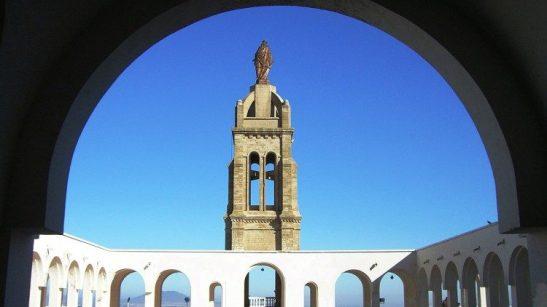 Le sanctuaire Notre-Dame de Santa Cruz, à Oran, lieu de béatification