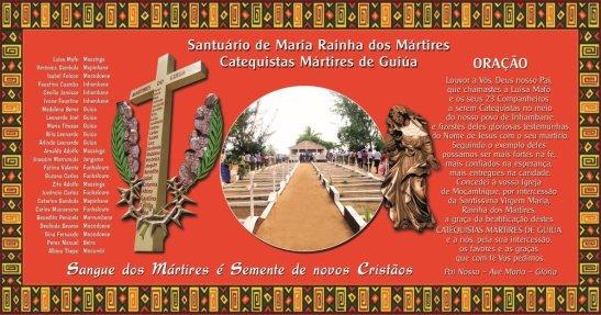 atequistas mártires podem ser os primeiros beatos de Moçambique