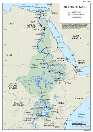 Bacia do Nilo