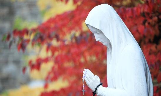 Banneux Vierge des pauvres