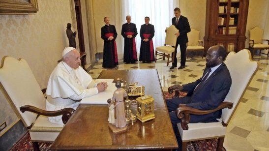 Papa e Presidente SS