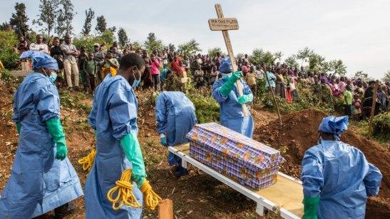 Ebola outbreak in Congo 2019