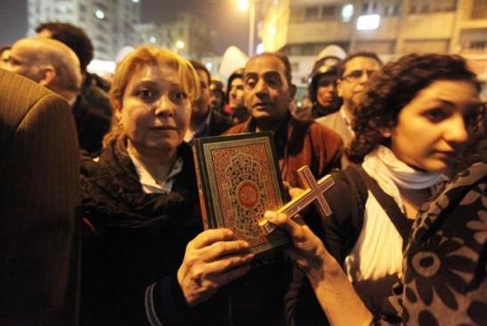 Egitto, cristiani copti
