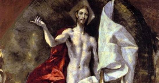El Greco- La Resurrección