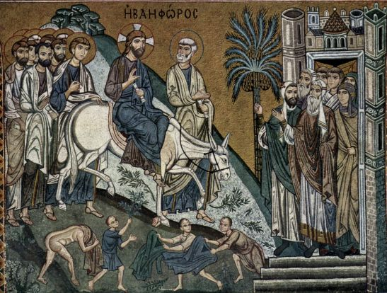 Mosaico di Teodora, Basilica di San Vitale a Ravenna
