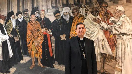 Mons. Miguel Ángel Ayuso Guixot Segretario del Pontificio Consiglio per il dialogo interreligioso