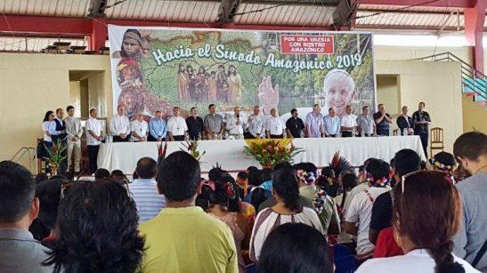Sinodo Amazzonia