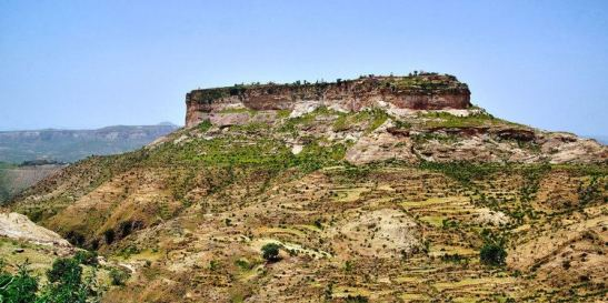 The Monastery of Debre Damo1