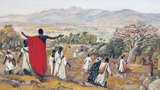 en mision