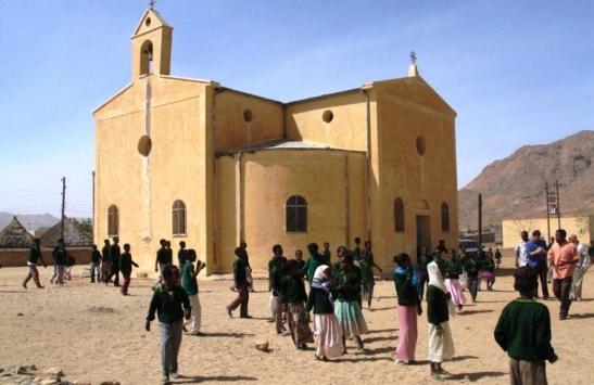 Eritrea, chiesa cattolica (Acs)