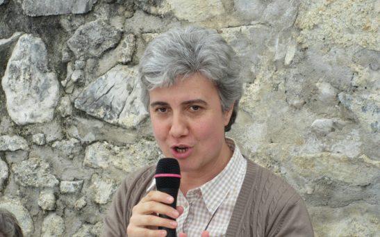 Madre Luigia Coccia, Superiora Generale delle Suore Missionarie Comboniane