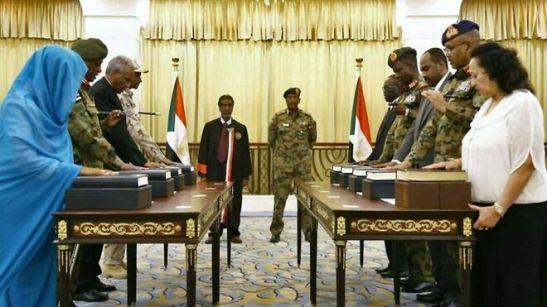 Consejo de Gobierno de Sudán
