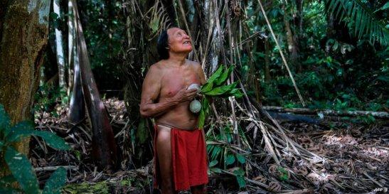 Emrya Wajãpi was killed on July 23 in Amapá, a region in the far north of Brazil,