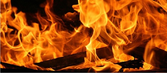 Vim trazer o fogo