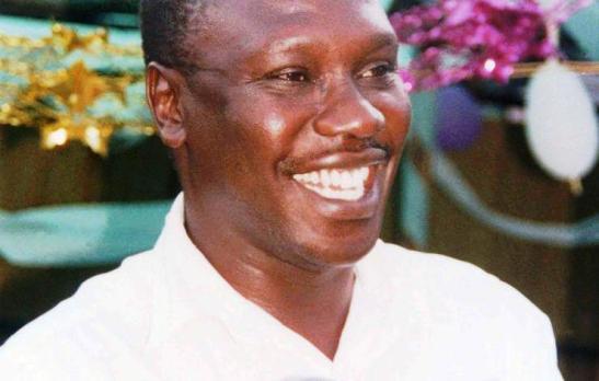 African Witnesses - Uganda – Lukwiya Matthew