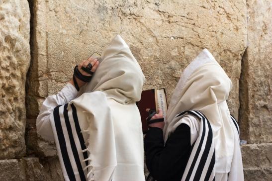 Prière juive