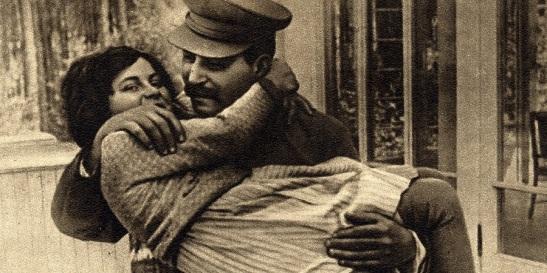 Stalin' s daughter