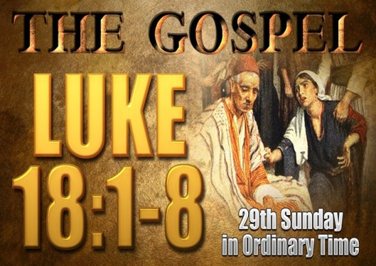 29th Sunday - C