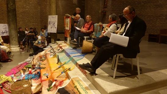 Celebração em memória a Ezequiel Ramim (Fotos Luis Miguel Modino)