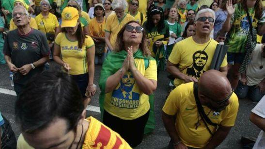 Evangélicos de Brasil