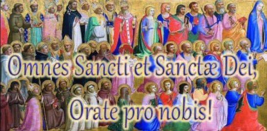 Omnes sancti