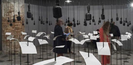 Shilpa Gupta, Biennale di venezia, 2019
