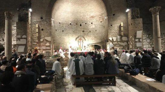 """Un gruppo di padri sinodali rinnova il """"Patto delle catacombe""""2"""