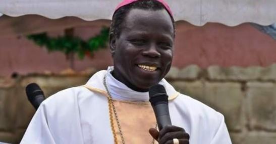 Bishop Stephen Ameyu