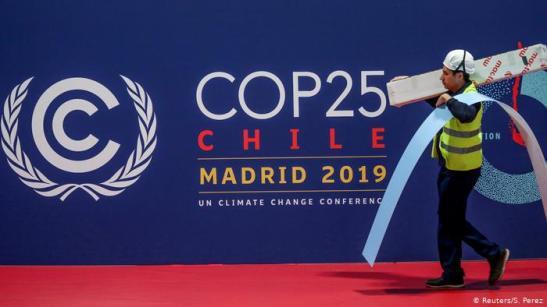 COP25 Nós somos o clima