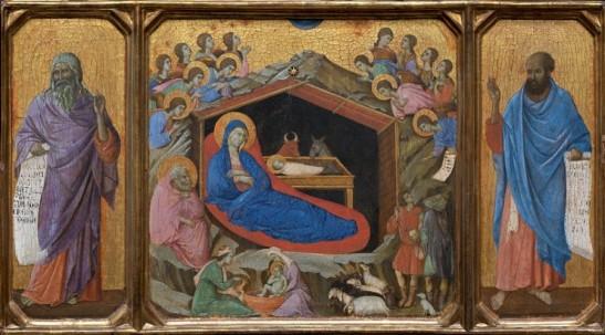 Gli oracoli dell'Antico Testamento servirono da guida agli evangelisti per leggere e interpretare gli eventi portentosi legati alla nascita e alle fasi iniziali della vita di Cristo