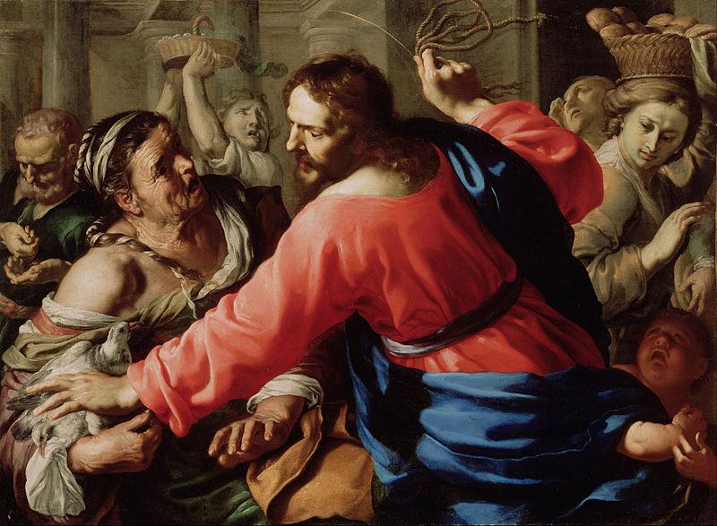 """""""Gesù, questo sconosciuto"""": il suo volto indignato"""
