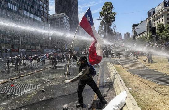 Revolta Chile