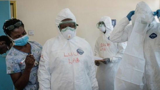 Africa e coronavirus