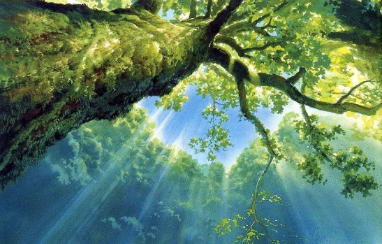 È come albero piantato lungo corsi d'acqua