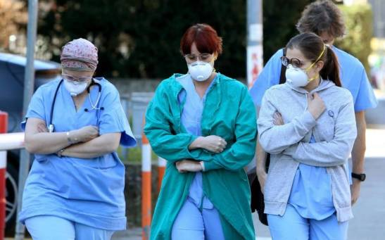 Operatori sanitari Padova